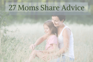 moms wish they knew before having kids